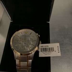 Brand New Two Tone Silver and Gold Watch
